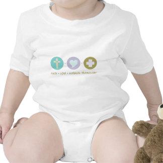 Faith Love Surgical Technology Tee Shirts
