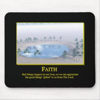 FAITH MP MOUSE PAD