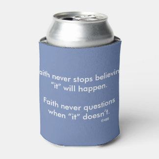 Faith Never Can Cooler w/Blue Cross