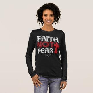 Faith Not Fear Women's Bella+Canvas Shirt