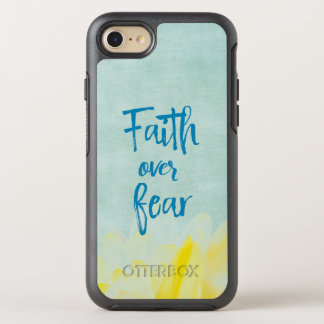 Faith over Fear OtterBox Symmetry iPhone 8/7 Case