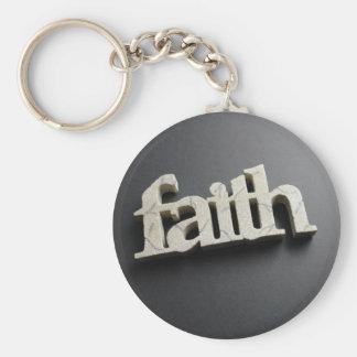 FAITH... RELIGIOUS KEYCHAIN