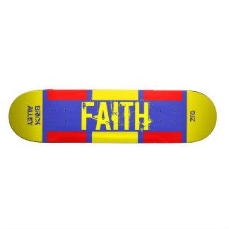 FAITH CUSTOM SKATEBOARD