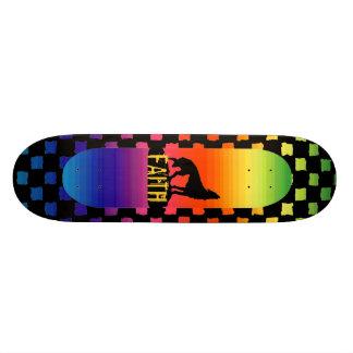 FAITH Wolf Skateboard