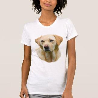 Faithful Friend Yellow Lab Women's T-shirt