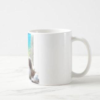 faithfulness in a routineCropped.jpg Coffee Mug