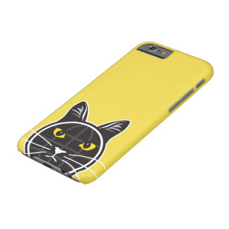 Fake Cat News Tazmo Logo iPhone 6/6s, Case