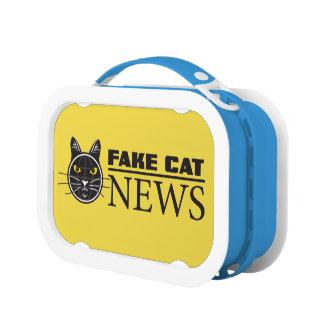 Fake Cat News Yubo Lunchbox