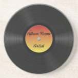 Fake Custom Vinyl Record