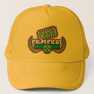 Fake Film Fest Logo Cap