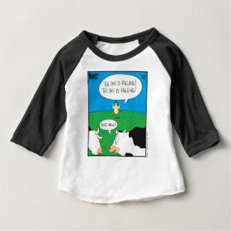 Fake Moos Zazzle Baby T-Shirt