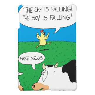 Fake Moos Zazzle iPad Mini Cover