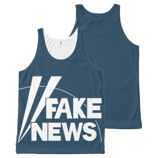 fake news #3 All-Over print singlet