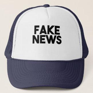 Fake News fashionable Post Truth Trucker Hat
