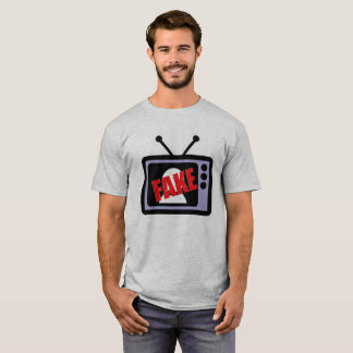 Fake News - Mainstream Media T-Shirt