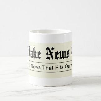 Fake News Times Coffee Mug