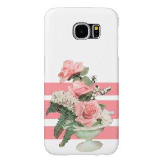Fake Plant Plastic Case Samsung Galaxy S6 Cases