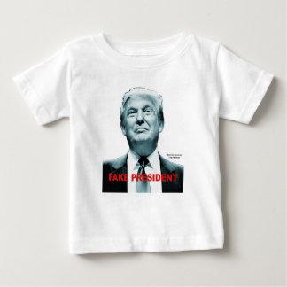 Fake President (Trump) Baby T-Shirt
