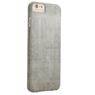 Fake Steel Barely There iPhone 6 Plus Case