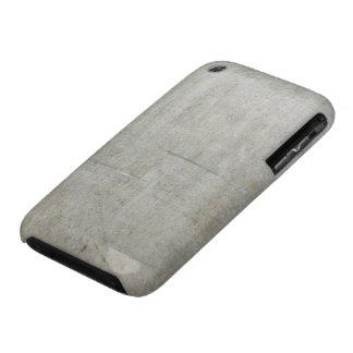 Fake Steel Print iPhone 3 Cases
