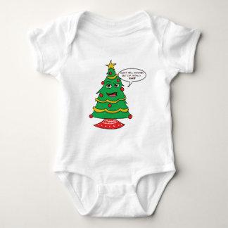 Fake Tree Baby Bodysuit