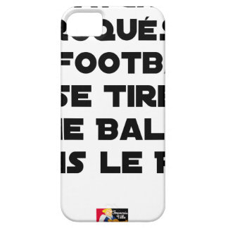 FAKED MATCHES, FOOTBALL SE DRAWS A BALL IN iPhone 5 COVER