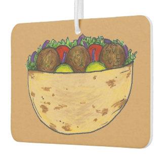 Falafel Pita Sandwich Mediterranean Foodie Gift