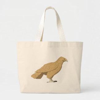 falcon #2 large tote bag