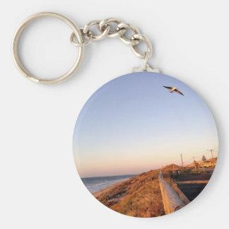 Falcon Beach Seagul Keychain