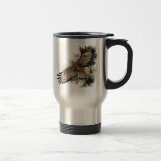 Falcon Flight Travel Mug