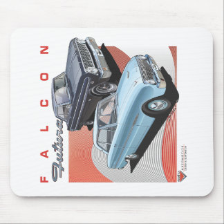 Falcon Futura Mouse Pad