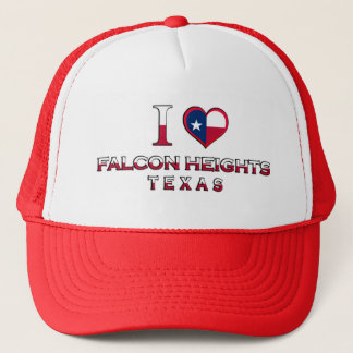 Falcon Heights, Texas Trucker Hat