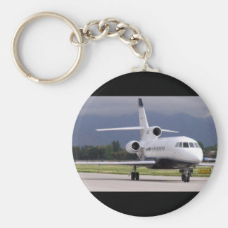 Falcon Jet Key Ring