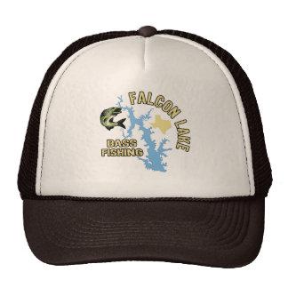 Falcon Lake Bass Fishing Cap