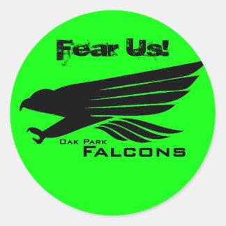 Falcon Sticker ver 1