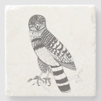 Falcon Stone Coaster