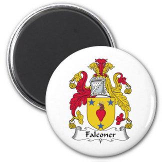Falconer Family Crest Magnet