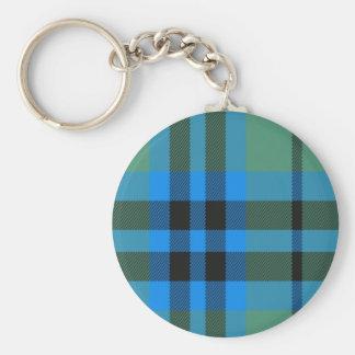 Falconer Scottish Tartan Key Chain