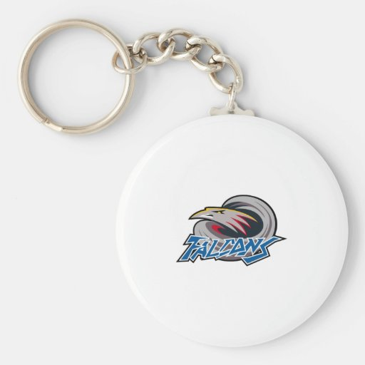 Falcons Apparel Keychains