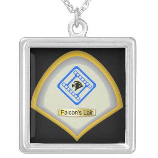 Falcon's Lair Logo Necklace