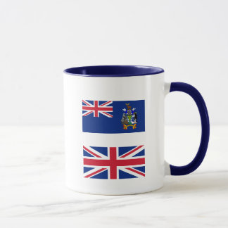 Falkalnd Islands - South Georgia Island Mug