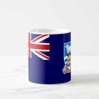 Falkland Islands Flag (Malvinas) FK Coffee Mug
