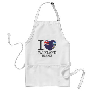 Falkland Islands Standard Apron