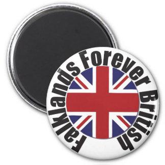 Falkland's Forever British Magnet