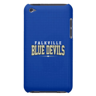 Falkville High School; Blue Devils Barely There iPod Cover