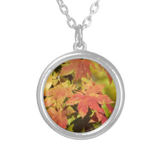 Fall 10 personalized necklace