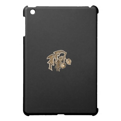 Fall Acorns iPad Mini Case