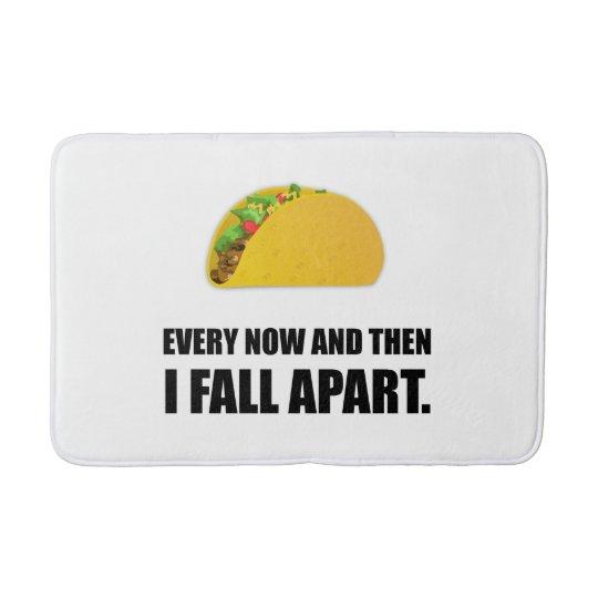 Fall Apart Taco Bath Mat