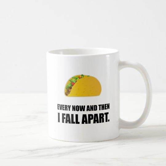 Fall Apart Taco Coffee Mug