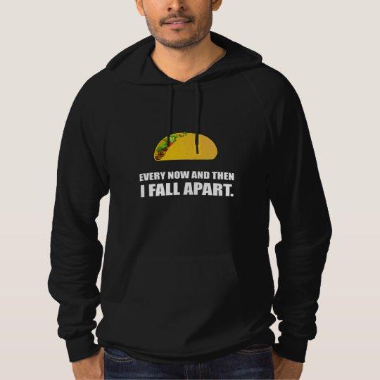 Fall Apart Taco Hoodie